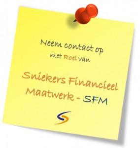 Sniekets Financieel Maatwerk- SFM
