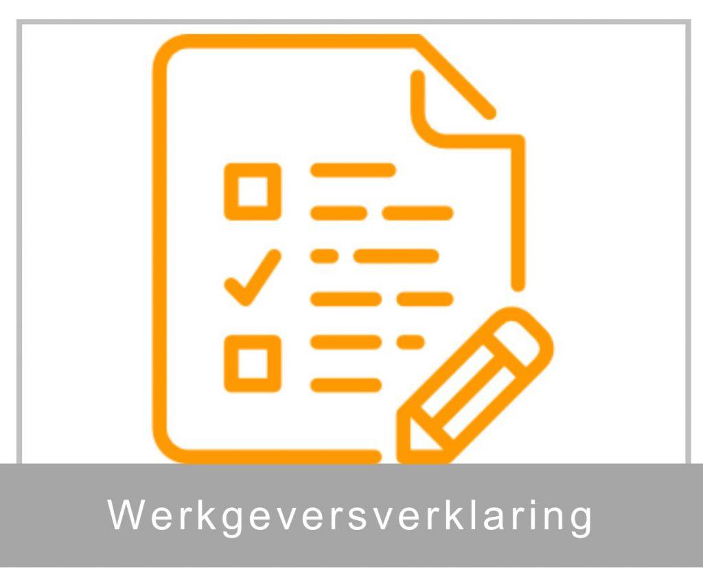 Download Werkgeversverklaring